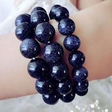 Blues, Beaded Bracelets, Fashion, Jewelry