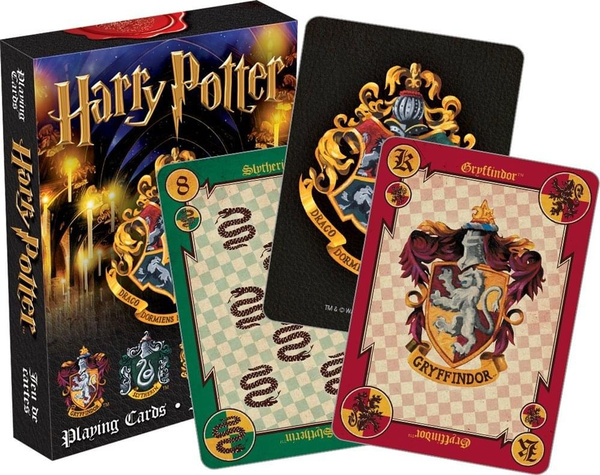 Harry Potter, Card, toysharrypotter, Playing Cards
