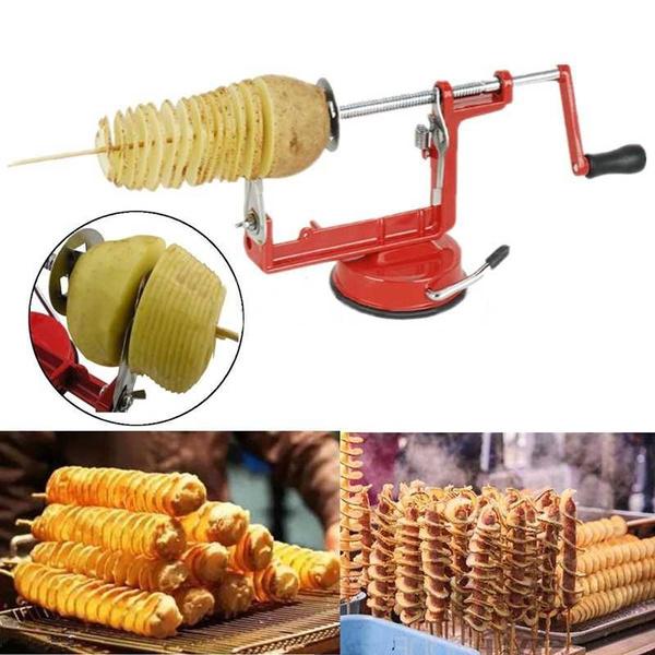 Kitchen & Dining, twistpotatocutter, twistspiralpotatocutter, spiralpotatocutter