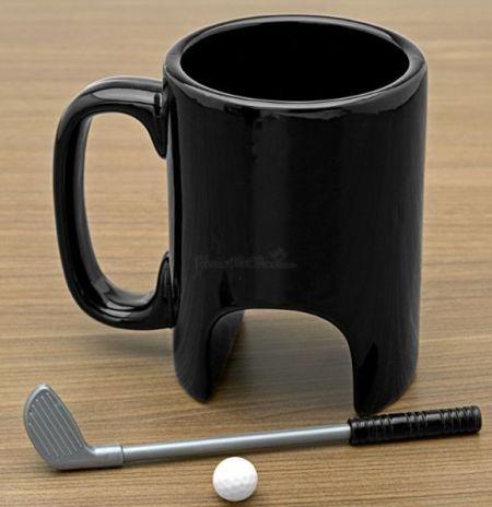 Mini, Coffee, Toy, Golf