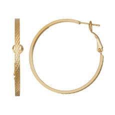 Earring, Hoop Earring, Jewelry, gold