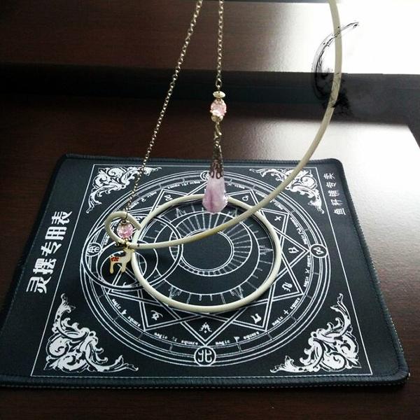 tarotpendulumchart, wicca, pagan, paganaltar