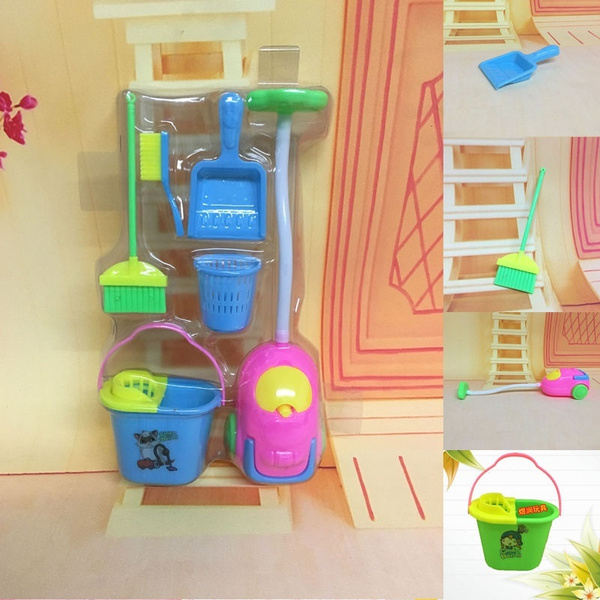 cleaningtoy, Toy, Barbie, Home & Living