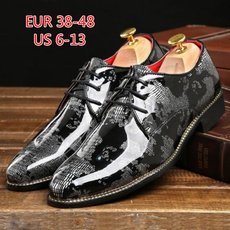 laceupshoe, Plus Size, leather shoes, Flats & Oxfords