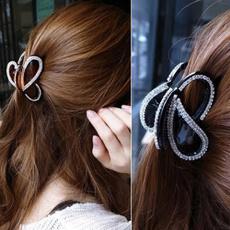 butterfly, DIAMOND, headdress, Hair Clip