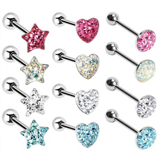 Heart, Fashion, Bar, Jewelry