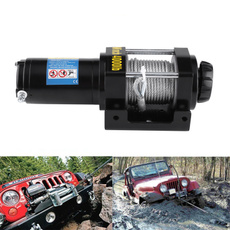 electricwinch, rollerfairlead, Remote, Electric