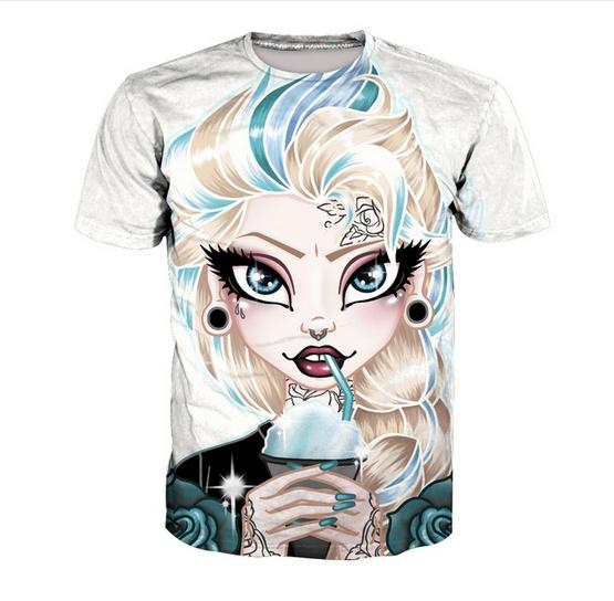 menssummercasualteeshirtstop, Fashion, unisex clothing, Shirt