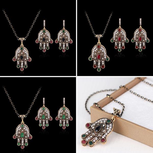 hamsahand, Jewelry, Stud Earring, women earrings
