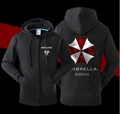 umbrellahoodie, hooded, Umbrella, residentevil