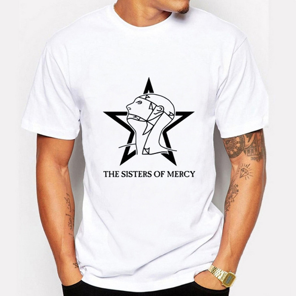 The Sisters Of Mercy Mens T-Shirt Music Band