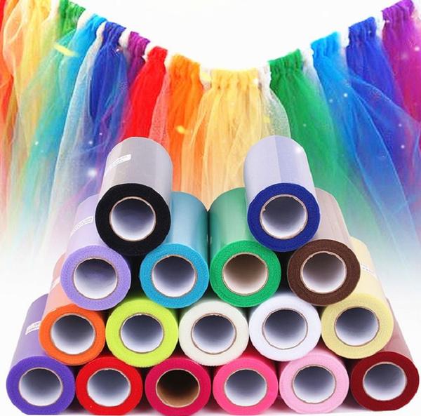 diyfabric, tulle, decorationfabric, organzafabric