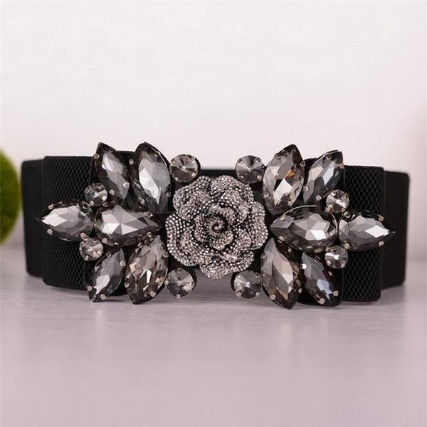 Womens Accessories, Adjustable, stretchwaistband, Buckle-Belt