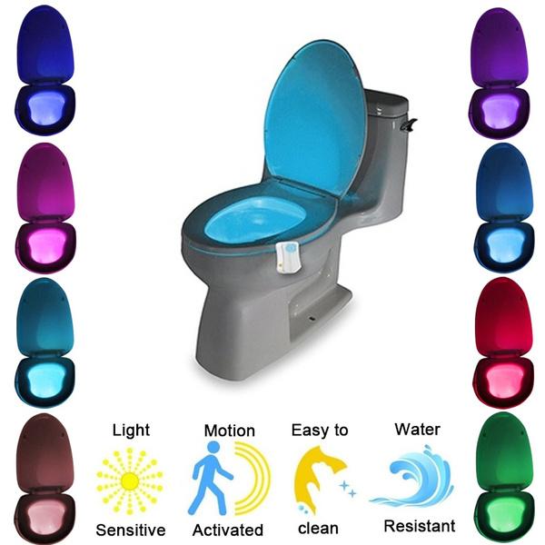 motionsensor, toilet, Bathroom, Night Light