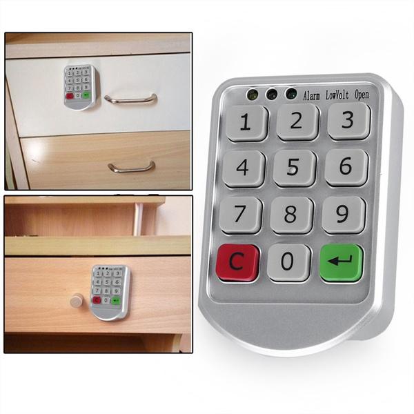 cabinetcodelock, Door, doorlock, Lock