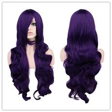 wig, Cosplay, purple, Cosplay Costume
