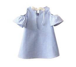 Mini, Strapless Dress, short sleeve dress, Striped