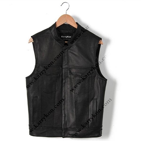 motorcycleaccessorie, Vest, Fashion, punkvest