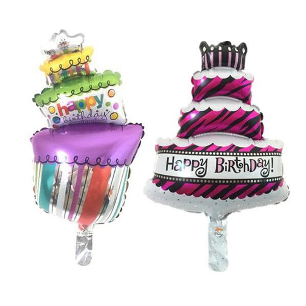 happybirthday, Mini, birthdaycake, foilballoon