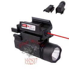 Flashlight, Laser, tactic, Hunting