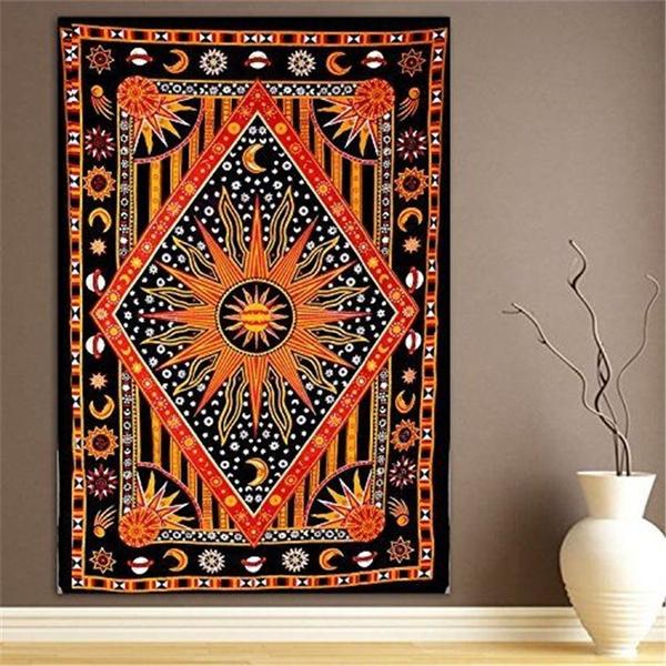 mandalatapestry, Towels, Women's Fashion, bedroom