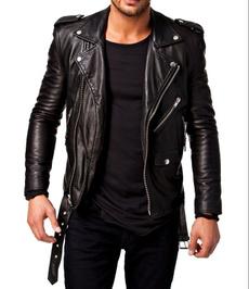 motorcyclecoat, motorcyclejacket, men coat, Fashion