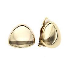 Earring, button, Jewelry, rhodium