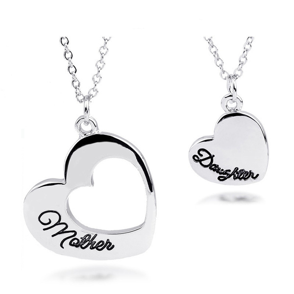 Heart, Gifts, Family, heart necklace