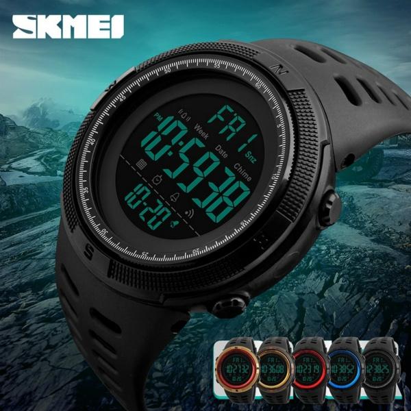LED Watch, Waterproof, Watch, shock