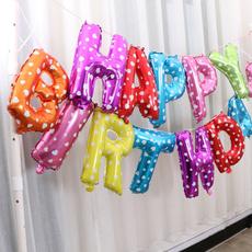 happybirthday, Jewelry, Colorful, Balloon
