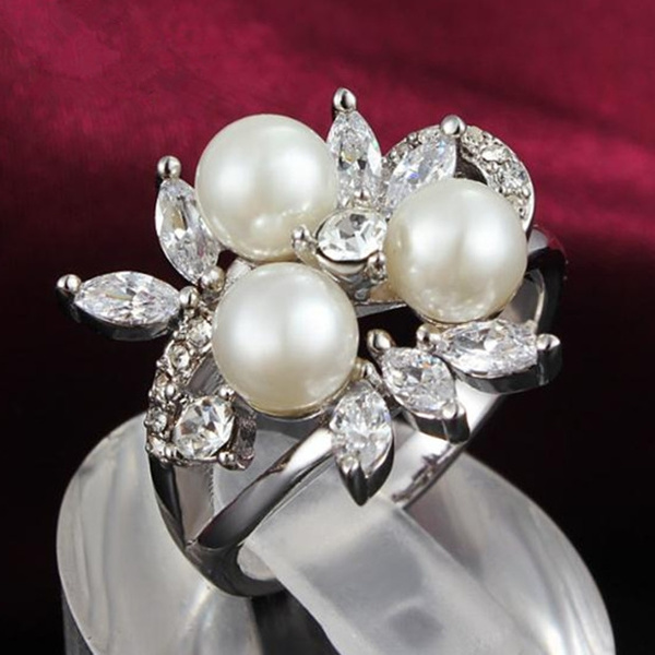 Beautiful, Fashion, wedding ring, crownring