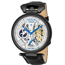 leather, Mens Watches, Watch, leather strap