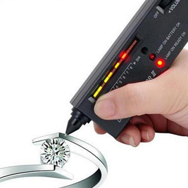 testtool, DIAMOND, jewelertester, portable