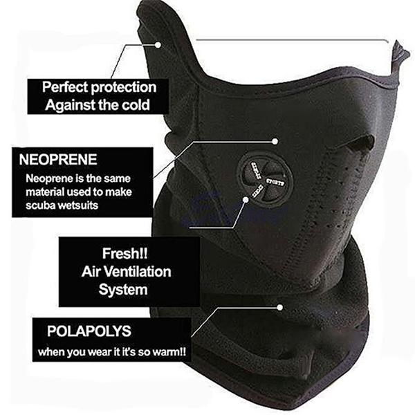 sportfacemask, Helmet, Outdoor, Cycling