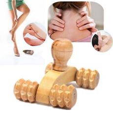 Body, Wheels, Wooden, Massage & Relaxation