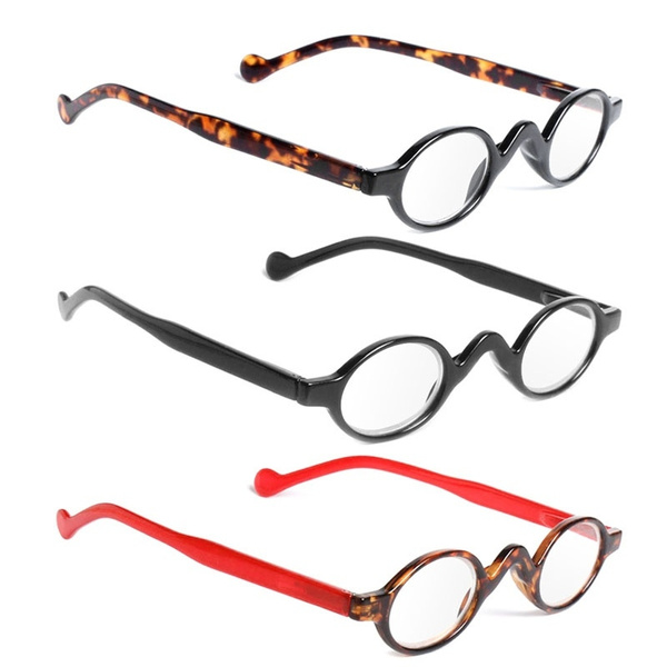 roundframereadingglasse, Vintage, Health & Beauty, Reading Glasses