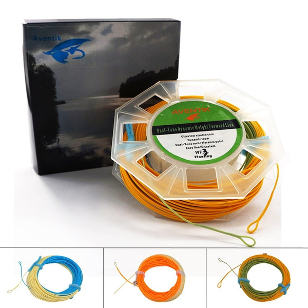 fishingaccessorie, doublecolor, fishingluresline, weightforward