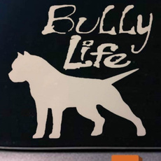 Car Sticker, Home Decor, Cars, bullylifecarsticker