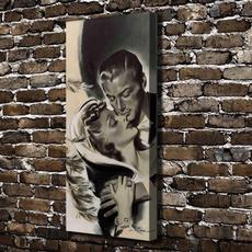 sexymenandwomentokissfiguresscenery, nudeoilpainting, girlpainting, modern abstract oil painting