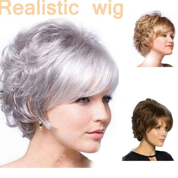 wig, shorthairwig, Shorts, highgradewig