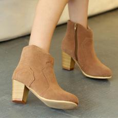 Arrival, Fashion, Zip, Womens Shoes