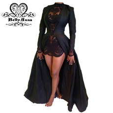 party, sexylacedres, womengown, highwaistdres