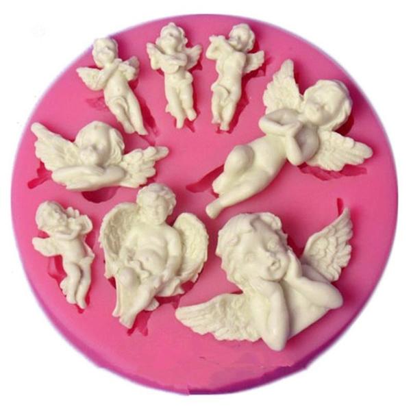 Baby, fondantcaketool, Baking, Angel