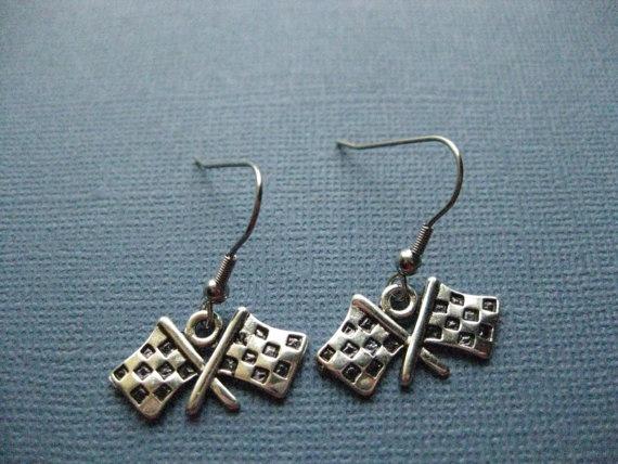fashionjewelryforwomen, checkered, Dangle Earring, dangleearing