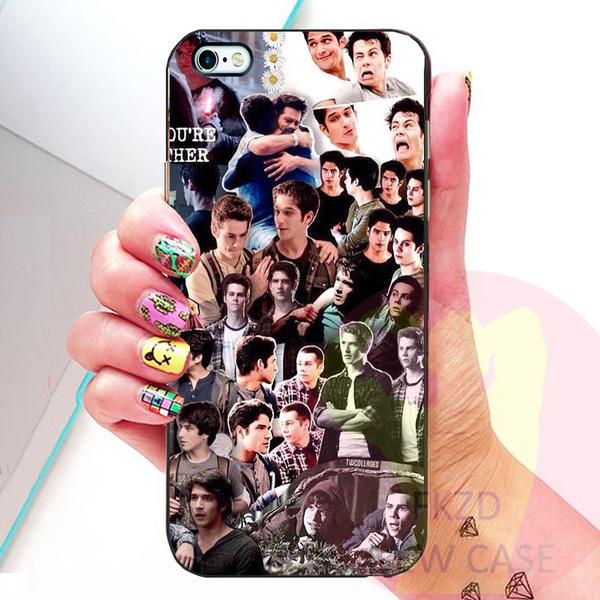 Teen Wolf Iphone 7 Case,Design Stiles Stilinski Collage Hard Plastics Case Cover for Iphone/Samsung and So on Brand   Wish