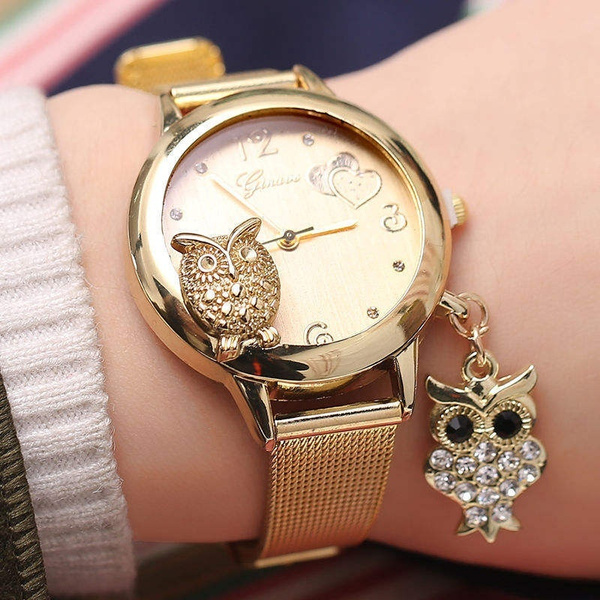 quartz watch, dress watch, fashion watch, Kitty