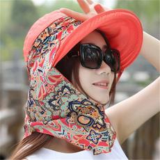 Summer, Outdoor, Visors, Hats