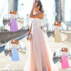 Summer, Fashion, Lace, chiffon