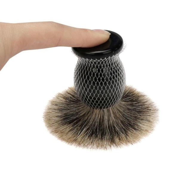 Makeup Tools, shavingbrush, Wooden, barberbrush