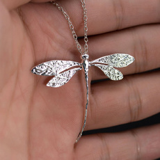 Sterling, dragon fly, Fashion, 925 sterling silver